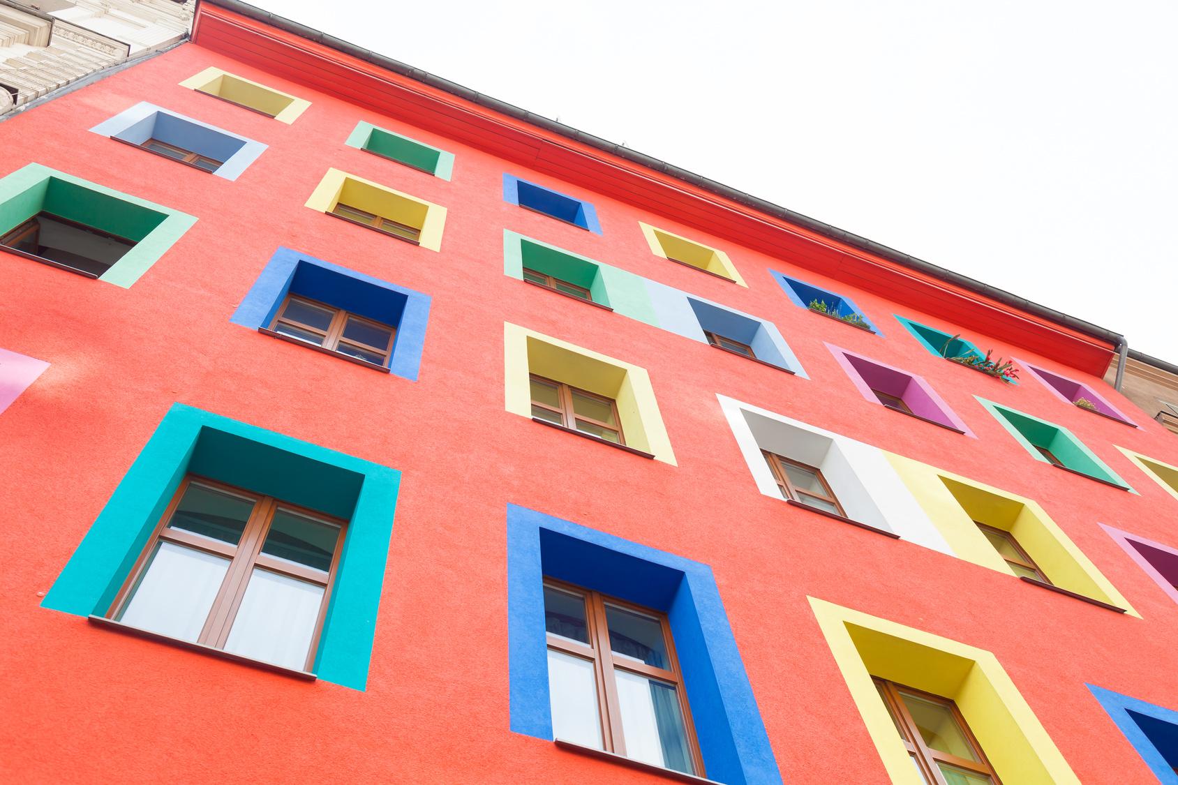 Couleur Extérieur Maison 2017 les goûts et les couleurs des façades ne se discutent pas