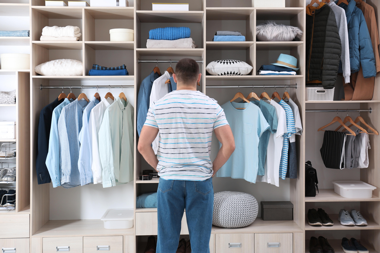 Dressing Avec Coiffeuse Intégrée dressing optimisé, gain de temps assuré !   sergic blog